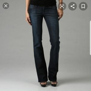 Anthropologie DL1961Boot cut Jeans